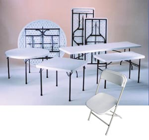 Sillas y mesas tel 0445529649053 renta de equipo para for Mesas redondas plegables para eventos